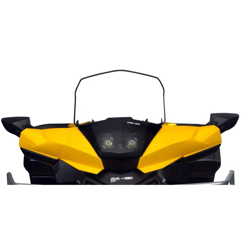 Can-Am 715000935 Yellow ATV Deluxe Fairing