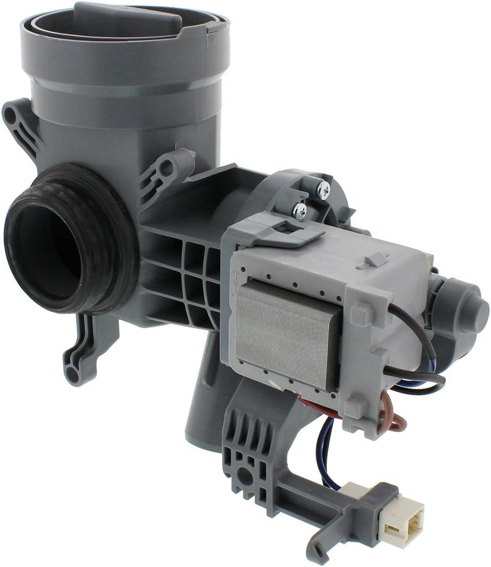 Edgewater Parts W10425238 Washing Machine Drain Pump Compatible with Whirlpool, Amana, and Crosley