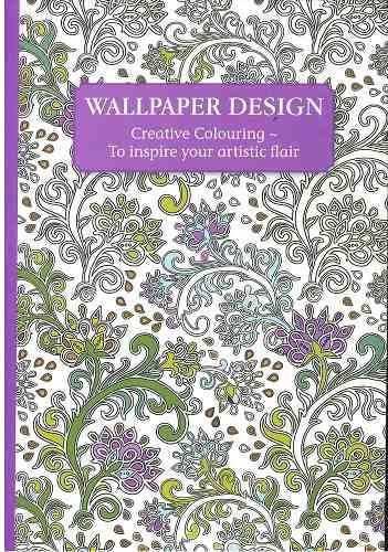 Adult Coloring Wallpaper Design Creative Colouring Book