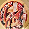 The Body Shop Body Butter, Almond, 6.75 Ounce