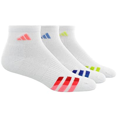 adidas Women's Cushioned Quarter Socks Pack of 3