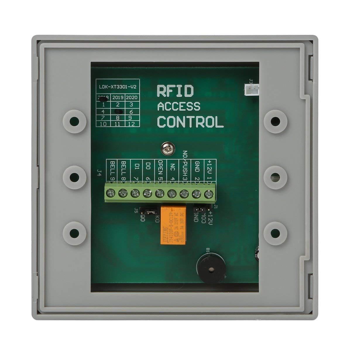 Amazon.com: Huldaqueen MJPT015 - Sistema de control de ...
