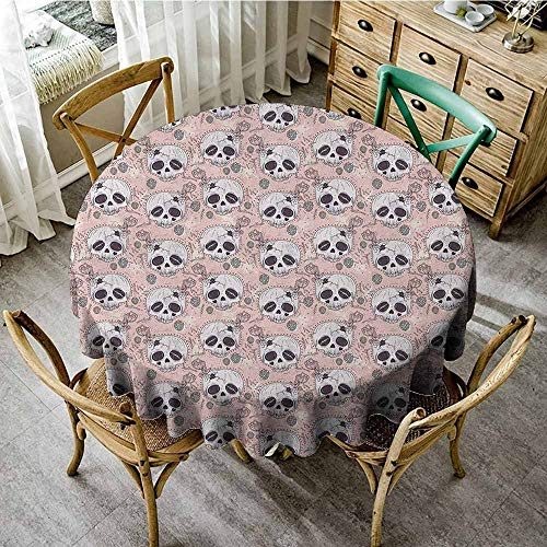Rank-T Round Tablecloth and placemats 70