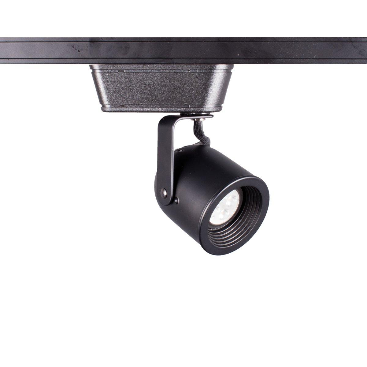 WAC Lighting JHT-808LED-BK Low Voltage 120V Track Luminaire