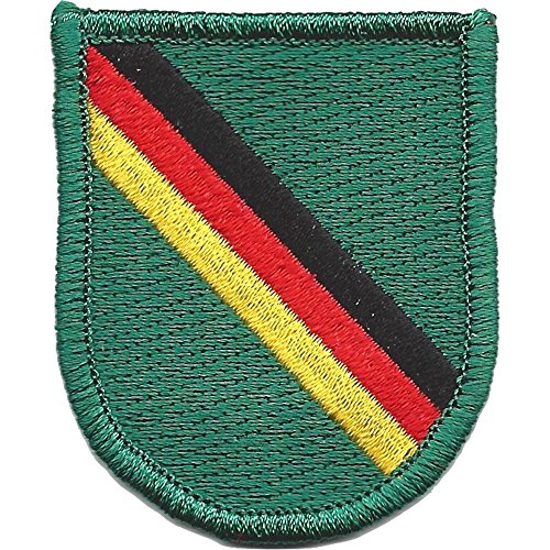 - 10th Special Forces Group Germany Flash Patch
