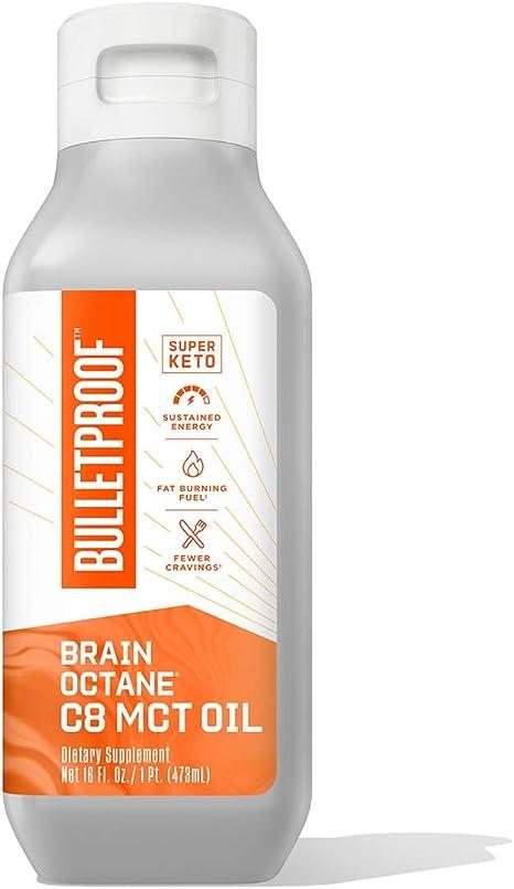 Brain Octane Oil MCT 473ml - Bulletproof