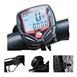 Aolvo Bike Computer Waterproof, Bicycle Speedometer