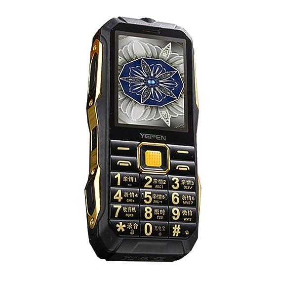 Review Elder/Kids Phone - Flashlight