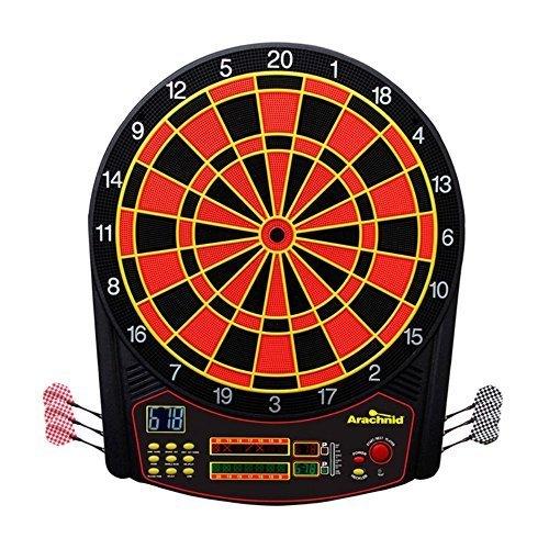 Arachnid Cricket Pro 450 Electronic Dart Board by Arachnid by Arachnid