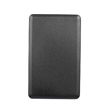 Grborn Adaptador de Caja Micro SATA a Mini USB 1,8 Pulgadas HDD ...