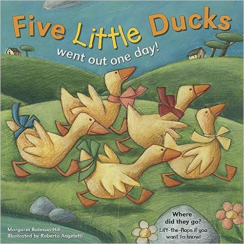 Five Little Ducks Went Out One Day! por Margaret Bateson-hill epub