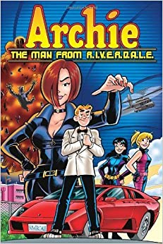 Book Archie: The Man from R.I.V.E.R.D.A.L.E. (Archie Adventure Series) by Tom DeFalco (2011-05-10)