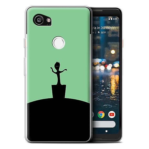 Amazoncom Stuff4 Gel Tpu Phone Casecover For Google Pixel