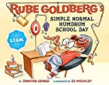 Product picture for Rube Goldbergs Simple Normal Humdrum School Day by Jennifer George