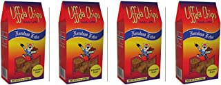 product image for Uffda Chips - Made From Real Lefse By Norsland Lefse - 4 Pack (Cinnamon Sugar)