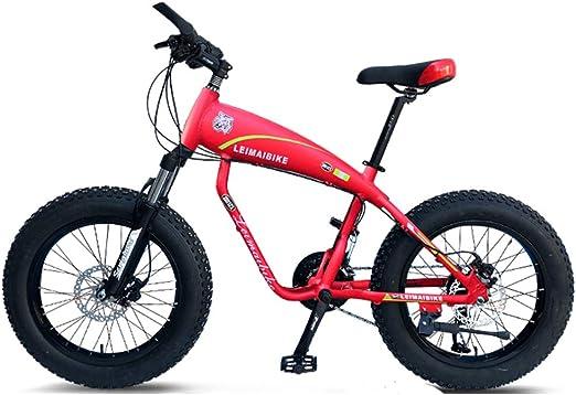 NENGGE 20 Pulgadas Bicicleta Montaña, 30 Velocidades ...