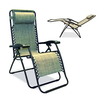Astounding Amazon Com Beach Lounge Chair Folding With Cushion Gmtry Best Dining Table And Chair Ideas Images Gmtryco