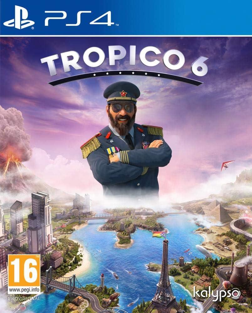 Tropico 6 - PS4 | Limbic Entertainment. Programmeur