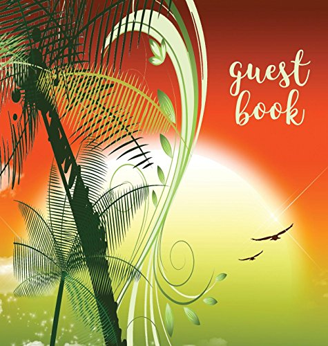 Guest Book (Hardback), Visitors Book, Guest Comments Book, Vacation Home Guest Book, Beach House Guest Book, Visitor Comments Book, House Guest Book: ... Guest House, Parties, Events & Functions by Angelis Publications