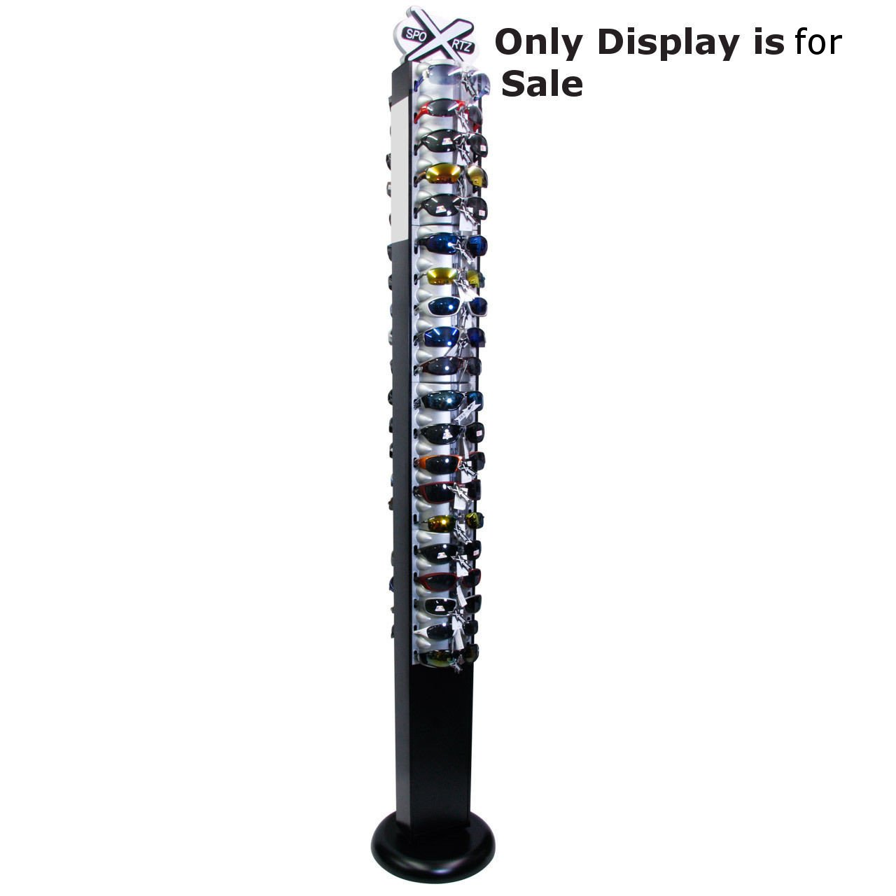 6b600d90993d Amazon.com  New Retails Floor Model Sunglass Display 73