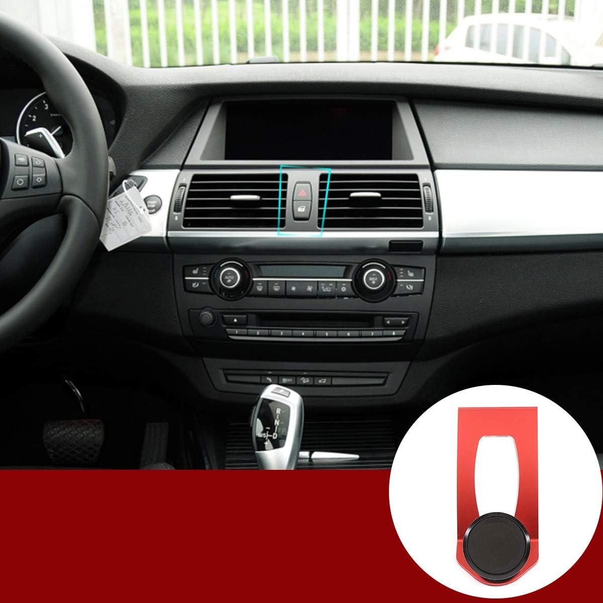 3 couleurs en alliage daluminium pour t/él/éphone portable X5 E70 2007-2013 X6 E71 2008-2014 Accessoires de voiture