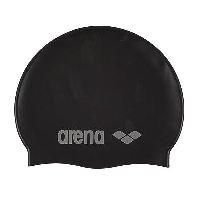 Arena Classic Silicone Bonnet Jr