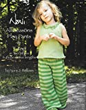 img - for Knitting Pattern for Child's All Season Play Pants and T-Top in Two Styles book / textbook / text book