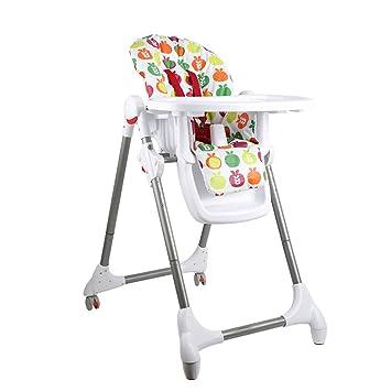 Fascol Chaise Haute Enfant Pliable Rehausseur De Repas Hauteur Rglable