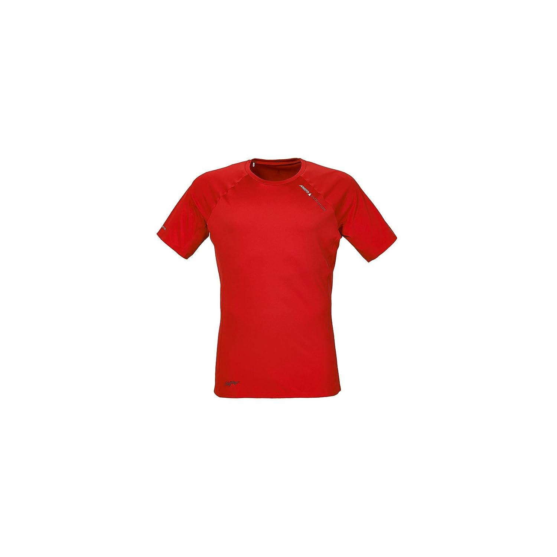 Musto EVOLUTION DYNAMIC SHORT SLEEVE T-SHIRT True Red SE1430