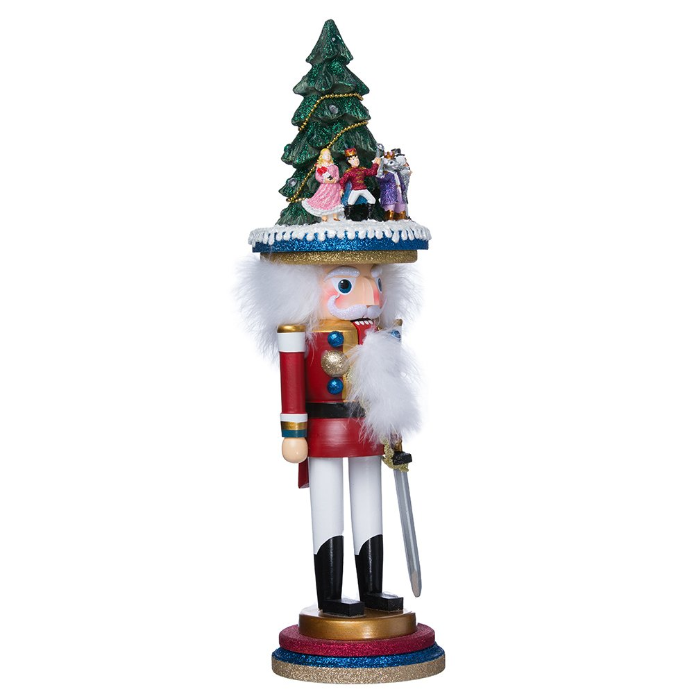 Kurt Adler Hollywood Nutcracker Suite Nutcracker, 19-Inch