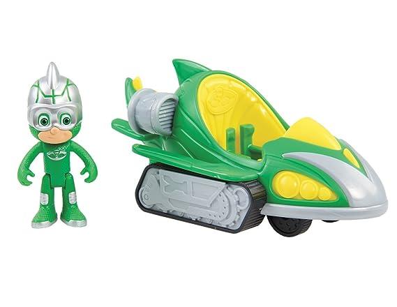 PJ Masks Vehículo Turbo-Gekko (Bandai 24978): Amazon.es: Juguetes y juegos