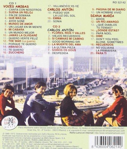 Voces Amigas, Carlos Anton, Diana Maria - Carlos Anton / Diana Maria - Amazon.com Music
