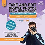 Software : Become a Youtuber - Digital PHOTOGRAPHY & VIDEO Editing Course for Kids (Ages 10+) - Learn to Take Photos or Videos and Edit them using Adobe Photoshop, Premier, Camtasia, Gimp, and More! (PC & Mac)