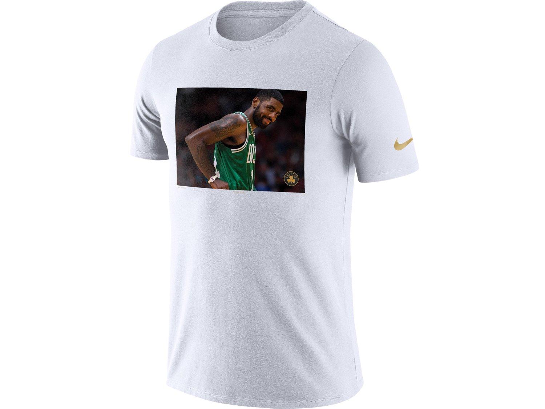(ナイキ) NIKE NBAプレイヤーモデル Tシャツ 【PLAYER PACK PERFORMANCE T-SHIRT/WHT】 [並行輸入品] B07CZXW1XD Small|カイリー アービング カイリー アービング Small
