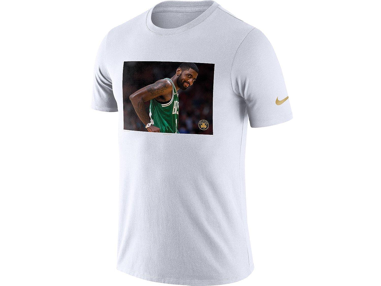 (ナイキ) NIKE NBAプレイヤーモデル Tシャツ 【PLAYER PACK PERFORMANCE T-SHIRT/WHT】 [並行輸入品] B07CZXVWKFカイリー アービング Large