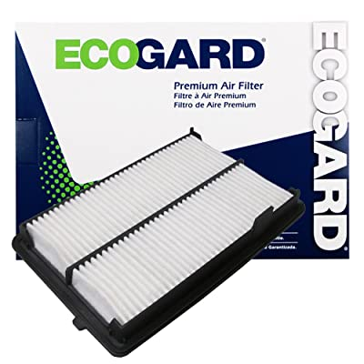 Ecogard XA10004 Premium Engine Air Filter Fits Acura RDX 3.5L 2013-2020: Automotive