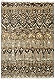 Karastan Titanium Van De Wiele Transcendent Gray 5'3x7'10 - Area Rugs