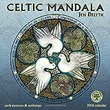 Celtic Mandala 2018 Wall Calendar: Earth Mysteries & Mythology