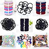 New small rubber band hair accessories for girls cute apron Tousheng rubber band hair ring girls headdress new hair rope for women girl lady