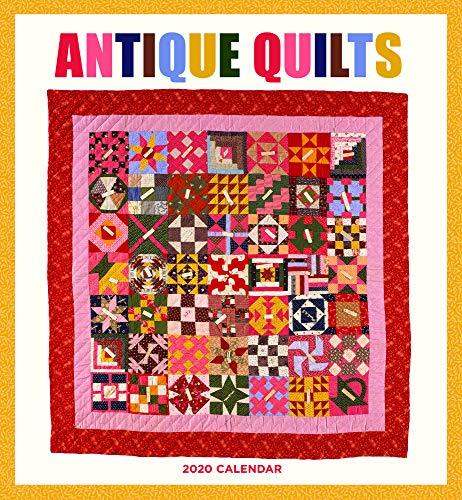 (Antique Quilts 2020 Wall Calendar)