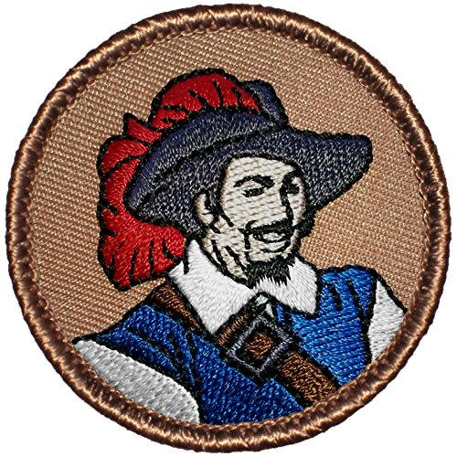 Musketeer Patrol Patch - 2
