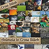 Counted Cross Stitch Patterns - Animals in Cross Stitch Collection Eight - 50 Photorealistic Animal Cross Stitch Designs on CD