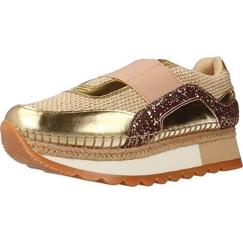 nueva estilos e49c8 05c6b Calzado Deportivo para Mujer, Color Gold, Marca GIOSEPPO, Modelo Calzado  Deportivo para Mujer GIOSEPPO 43399G Gold