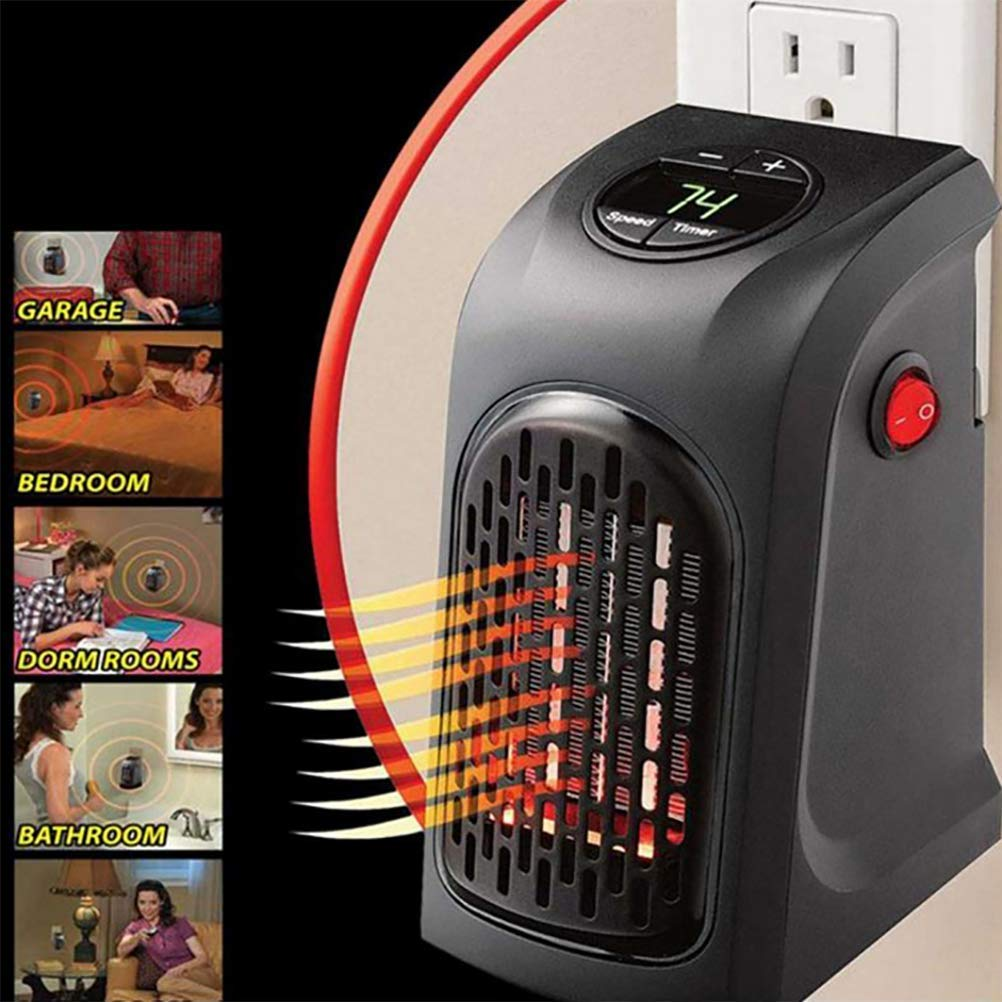 Heizlü fter 400W Mini Heizlü fter Heizgerä t tragbar Stove Handy Heater Heizung Thermostat All Shop