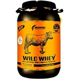 DREXSPORT - Wild Whey Protein Powder - Organic, Grass Fed, Delicious Proteins Supplement - 1Kg (Chocolate)