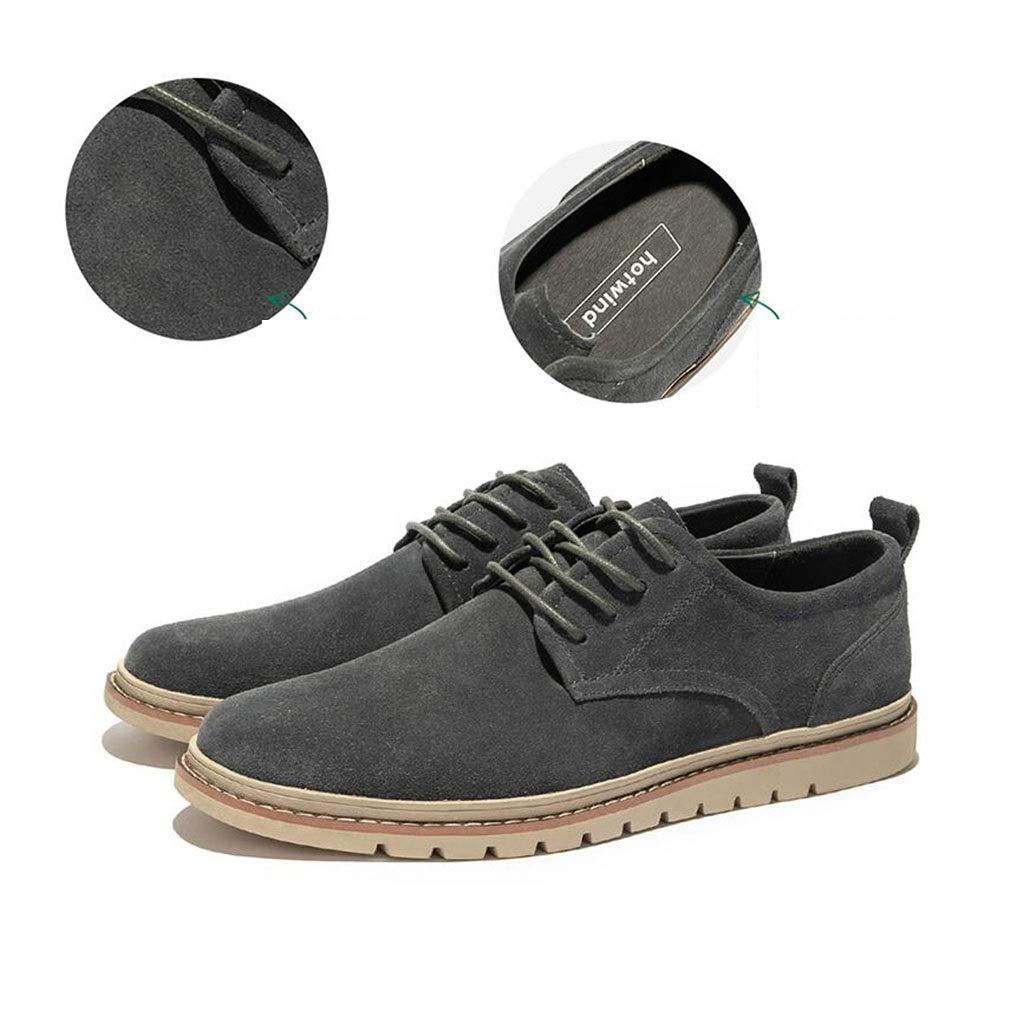 YCSD Klassisches Wildleder Für Herren Oxford Casual Kleid-Schuhe Business Casual Oxford Schuhe (größe   EU43 UK9 CN44) edef2f