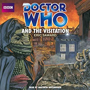 Doctor Who and the Visitation Audiobook
