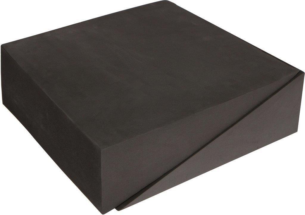 Trademark Innovations 12'' Foam Incline Stretch Wedge - Set of 2
