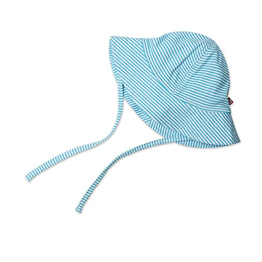 d6b64b9b4f455 Amazon.com  Zutano Baby Girls  UPF 30+ Sun Protection Hat  Clothing