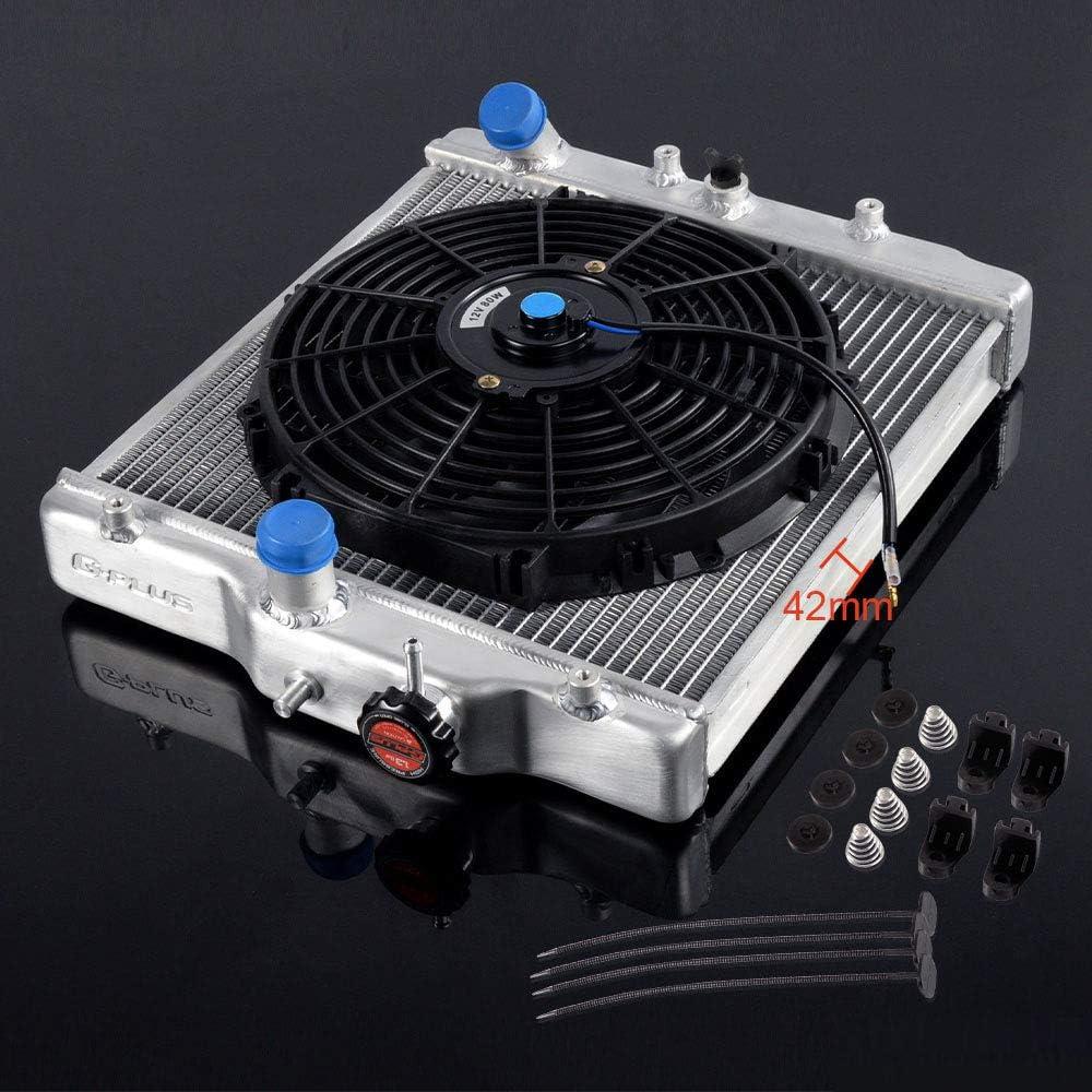 92 93 94 95 96 97 98 99 00 Civic Radiator Cooling Fan Shroud Used OEM